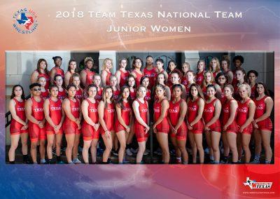 2018 Junior National Team