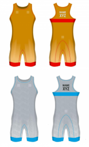 singlets in non traditional colors that meet the regulations